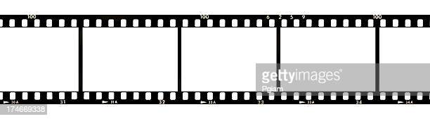 strip of film - film stock pictures, royalty-free photos & images
