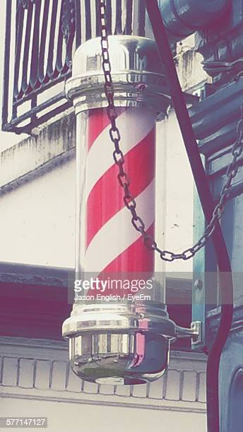 Striped Barber Pole