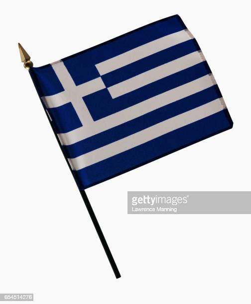 Striped Flag of the Hellenic Republic