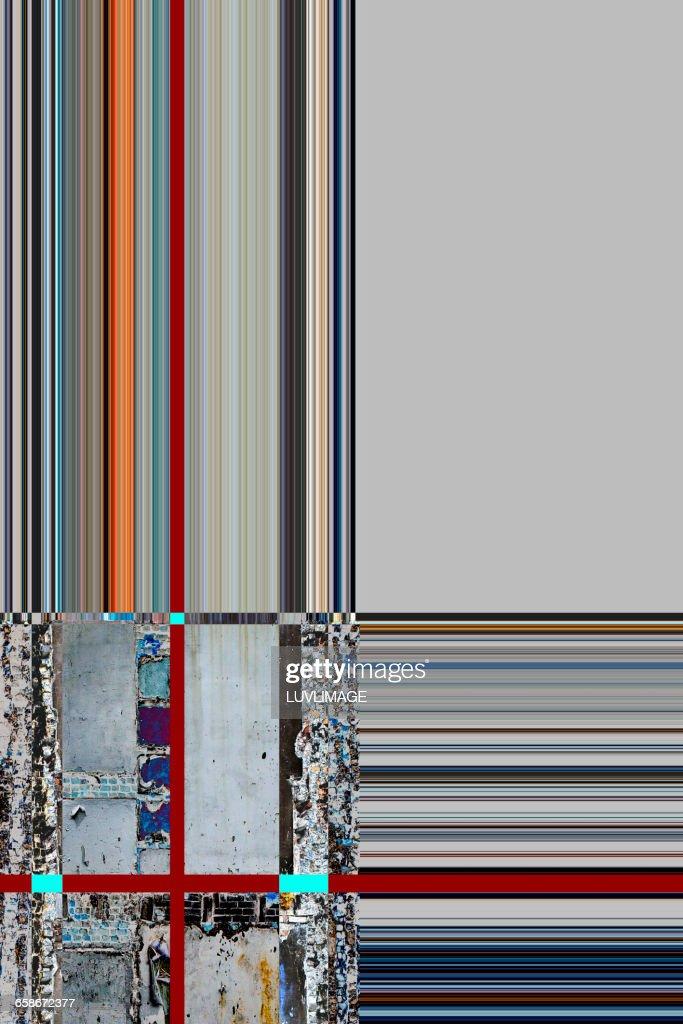 striped pattern, : Stock Photo