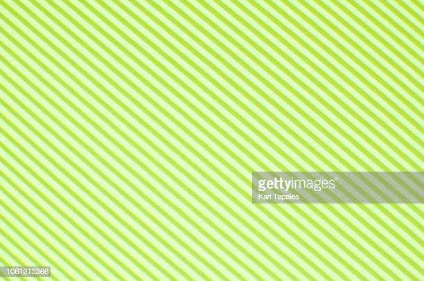 striped yellow green background - torto imagens e fotografias de stock
