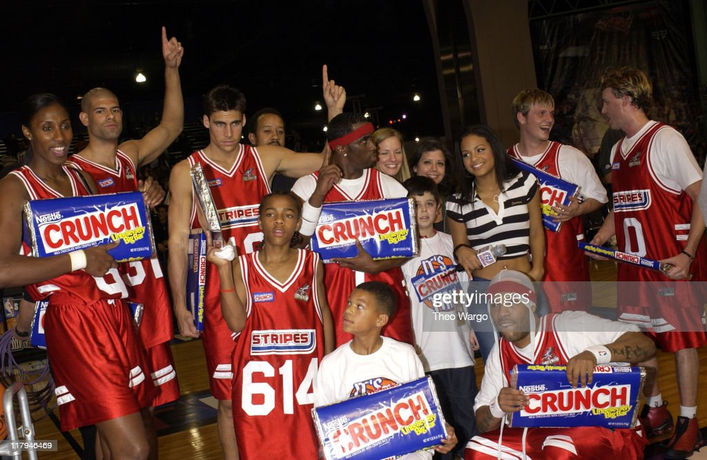 MTV's Rock 'N Jock NBA All-Star Jam