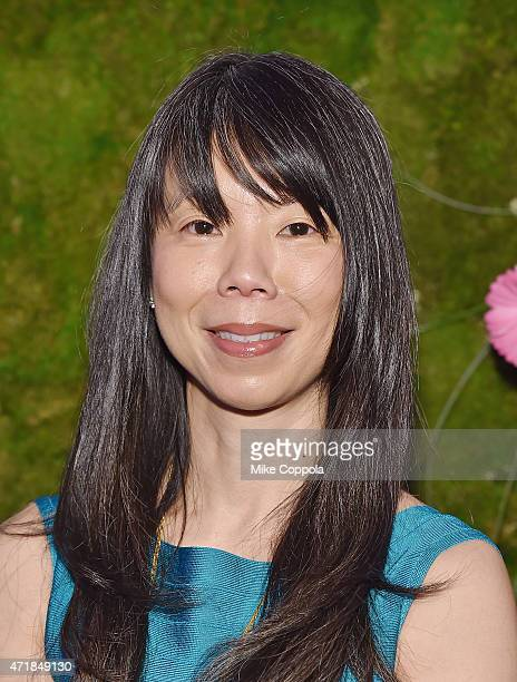 CEO StriVectin Oeratin Company Inc JuE Wong attends the TJ Martell Foundation's Women of Influence Awards on May 1 2015 in New York City