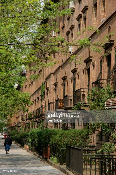 Strivers' Row in Harlem