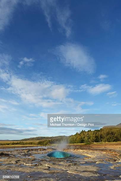 Strokkur Geysir, Haukadalur Geothermal Area