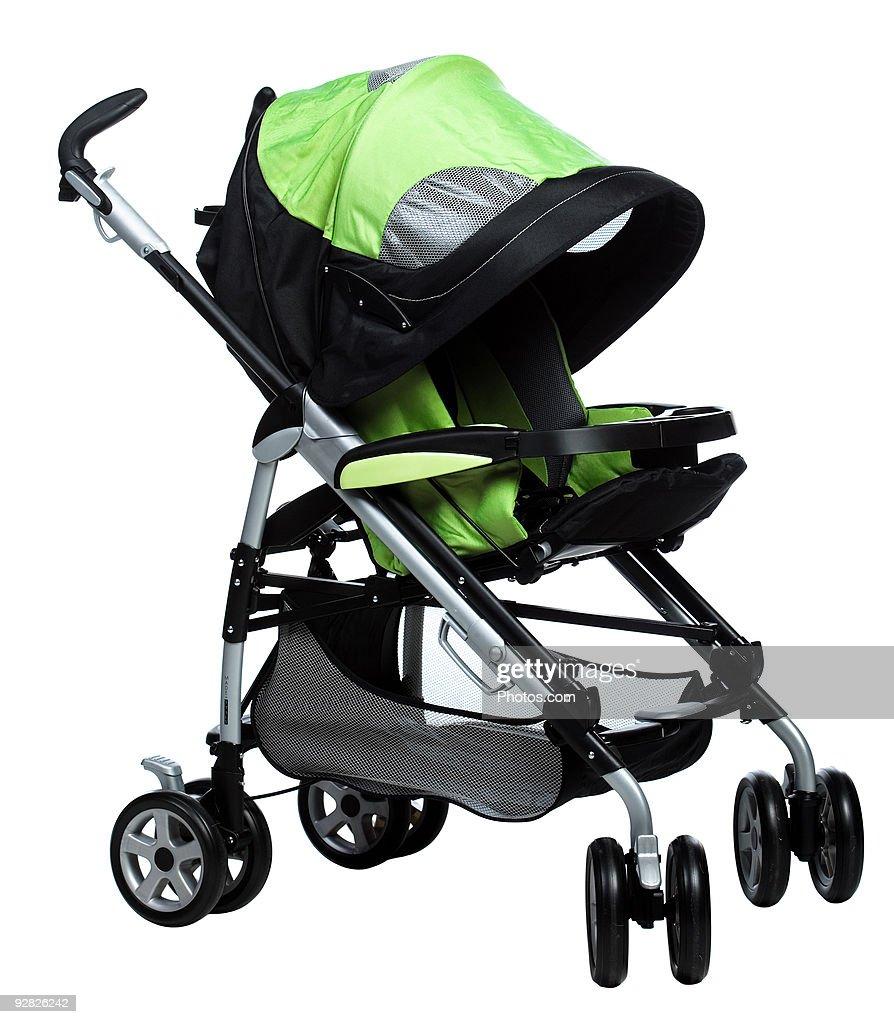 Stroller : Stock Photo