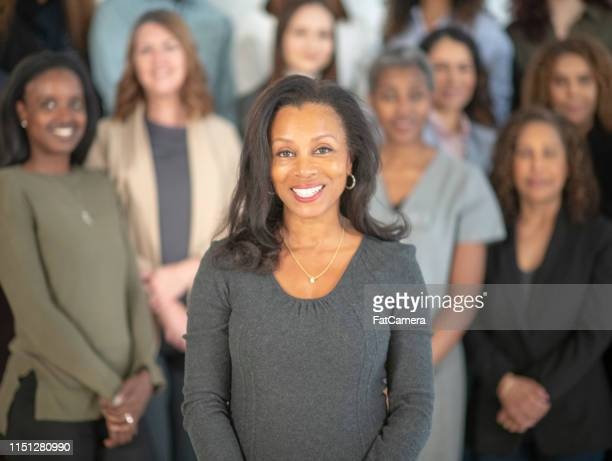 a strong business women - black history month stock pictures, royalty-free photos & images