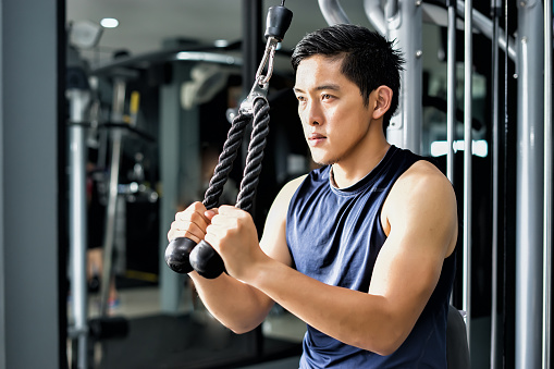 ✓ Gym asian Images, Pictures and Free Stock Photos