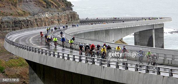 A strong headwind made yesterday's Sydney to the Gong MS Bike Ride particularly tricky especially on the main attraction the Sea Cliff Bridge at...