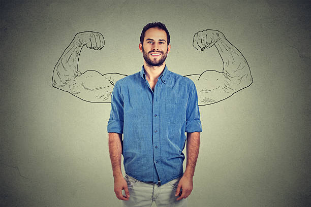 Image result for strong person istock