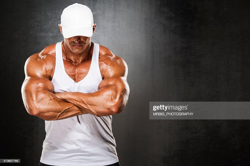 Strong Man : Stock Photo