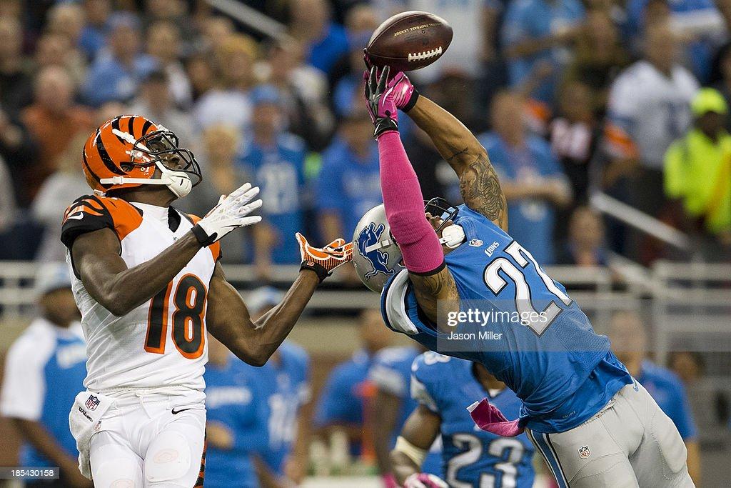 Cincinnati Bengals v Detroit Lions : News Photo