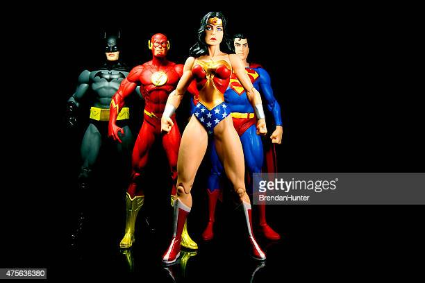 strong team - comic book stock pictures, royalty-free photos & images