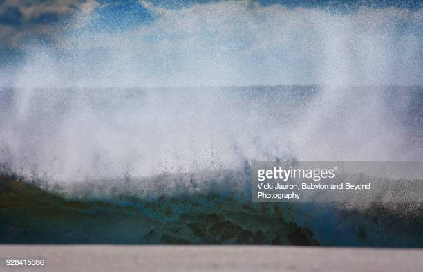 Strong Wave Action