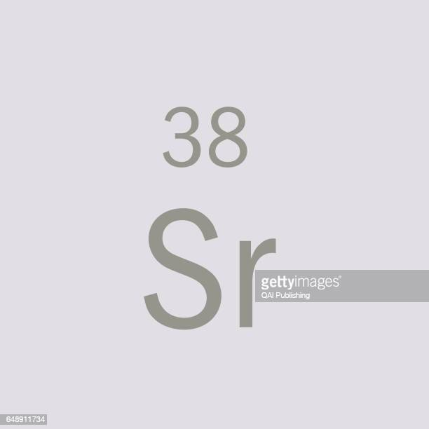 Element Strontium Stock Photos And Pictures Getty Images