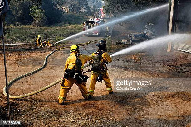 structure fire - california wildfire stock pictures, royalty-free photos & images