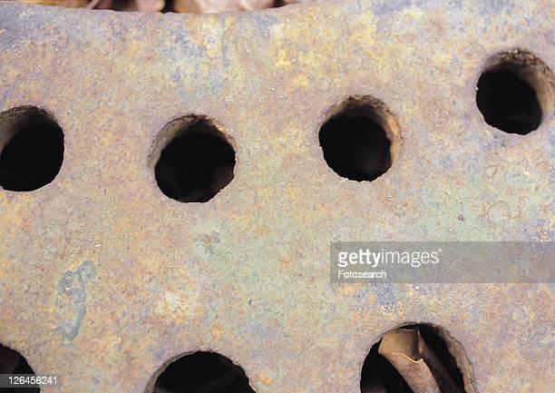 structure, material, iron, circle, rust, metal - rust colored - fotografias e filmes do acervo