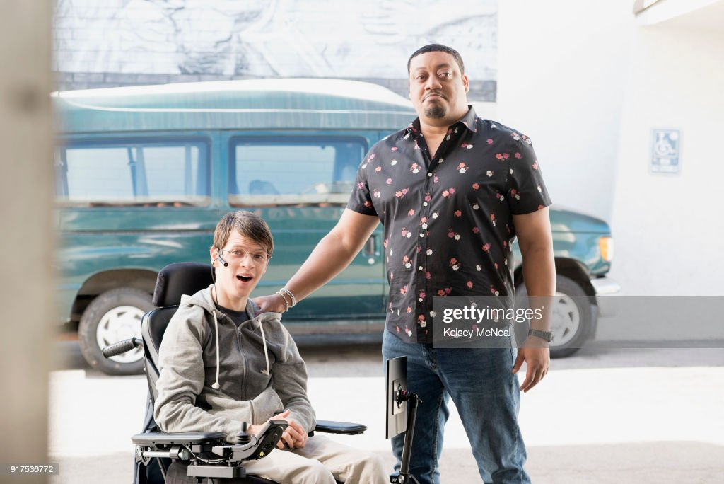 SPEECHLESS - 'E-I-- EIGHTEEN' - JJ struggles with not being treated like an adult on his 18th birthday. He storms out of his own party but soon learns a valuable lesson from Kenneth. Meanwhile, an exchange student moves in with Taylor, so Ray tries to make Taylor jealous with some of his father's old moves but the plan backfires. And Dylan is recruited to be on the school's wrestling team, on 'Speechless,' WEDNESDAY, FEB. 28 (8:30-9:00 p.m. EST), on The ABC Television Network. YARBROUGH