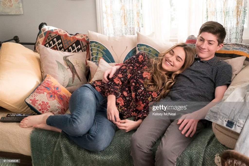 SPEECHLESS - 'E-I-- EIGHTEEN' - JJ struggles with not being treated like an adult on his 18th birthday. He storms out of his own party but soon learns a valuable lesson from Kenneth. Meanwhile, an exchange student moves in with Taylor, so Ray tries to make Taylor jealous with some of his father's old moves but the plan backfires. And Dylan is recruited to be on the school's wrestling team, on 'Speechless,' WEDNESDAY, FEB. 28 (8:30-9:00 p.m. EST), on The ABC Television Network. COOK