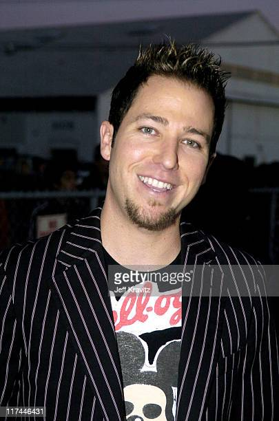 "Stryker during Spike TV's 2nd Annual ""Video Game Awards 2004"" - Red Carpet at Barker Hangar in Santa Monica, California, United States."