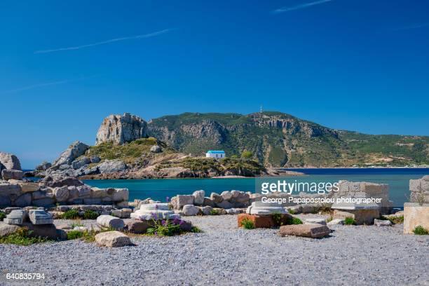 St.Stefanos ruins in Kos island