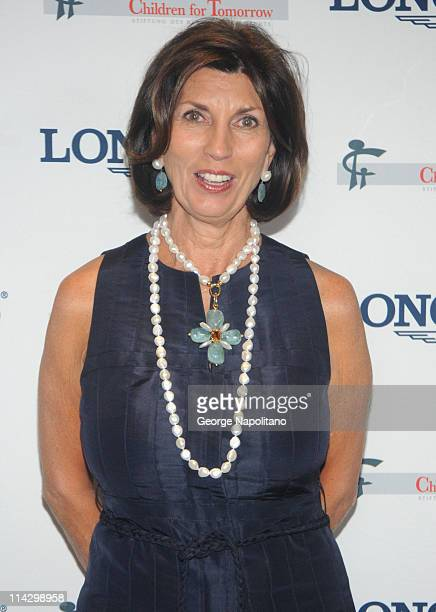 StTown Country Editor inChief Pamela Fiori attends the Women Who Make a Difference Awards hosted by Longines and Town Country at Hearst Tower on...