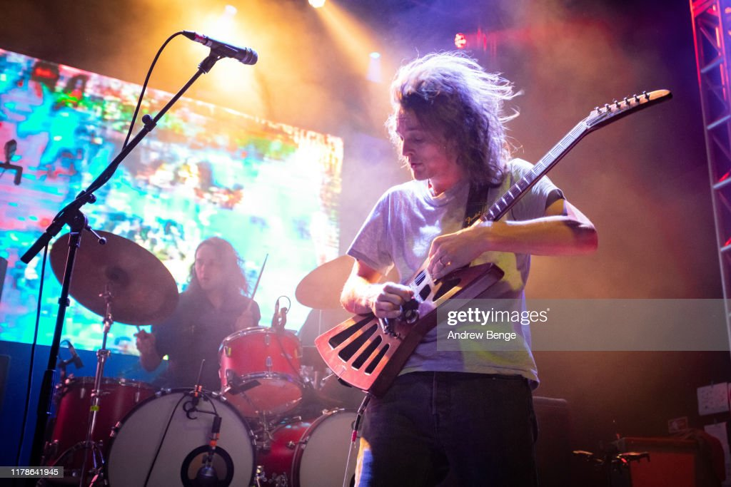 King Gizzard & The Lizard Wizard Perform At O2 Academy Leeds : News Photo