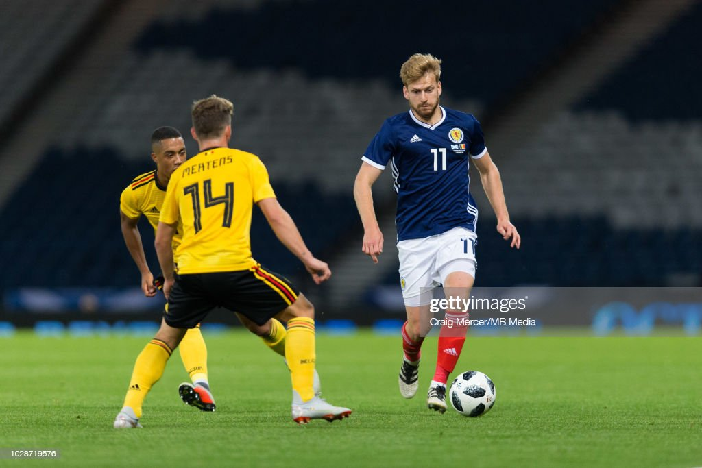Scotland v Belgium - International Friendly : News Photo