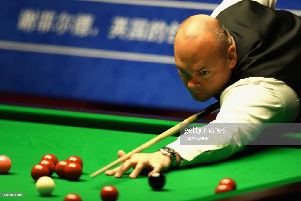 World Snooker Championship - Day Four