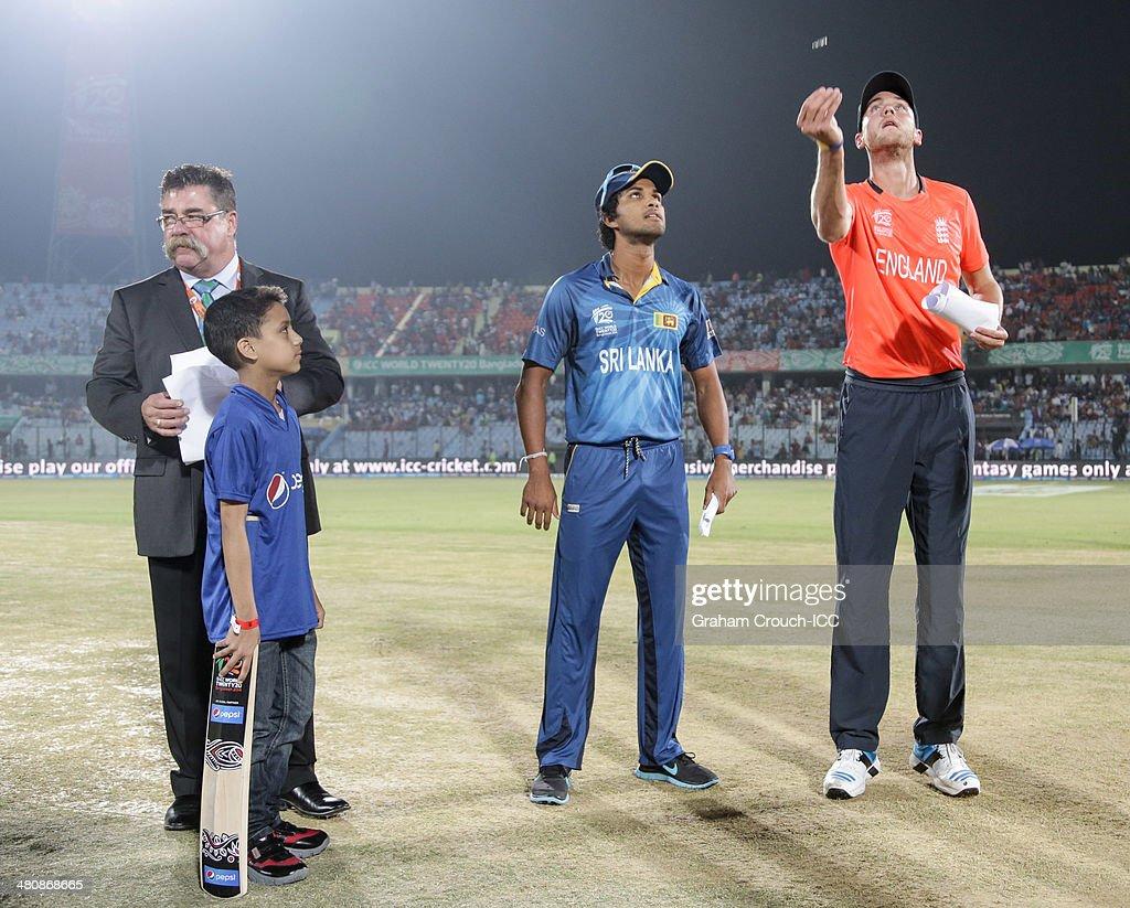 England v Sri Lanka - ICC World Twenty20 Bangladesh 2014