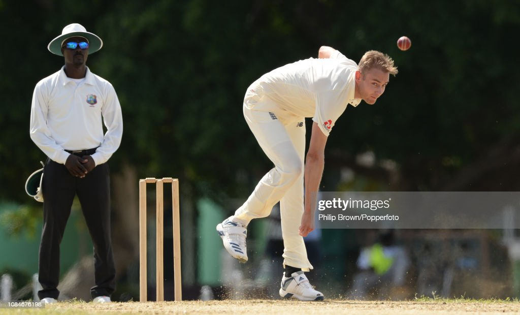 West Indies Board XI v England - Day Two : News Photo