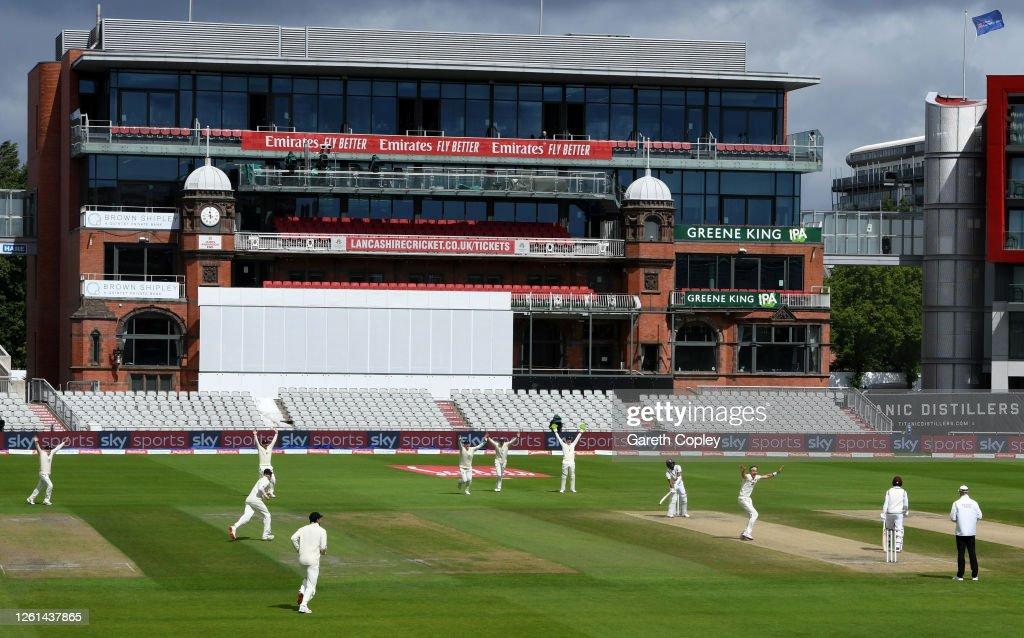 England v West Indies: Day 5 - Third Test #RaiseTheBat Series : ニュース写真