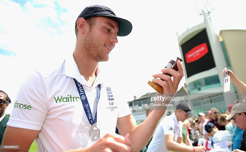 England v Australia: 4th Investec Ashes Test - Day Three