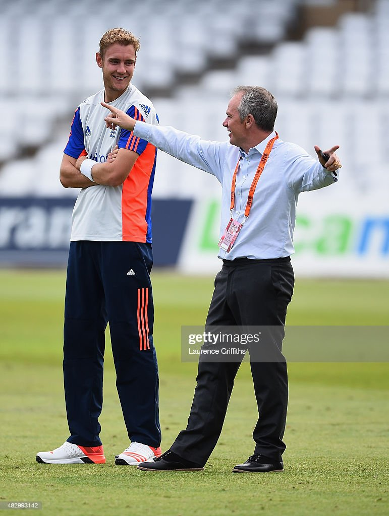 England Nets Session