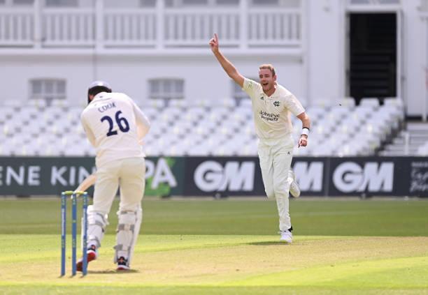 GBR: Nottinghamshire v Essex - LV= Insurance County Championship