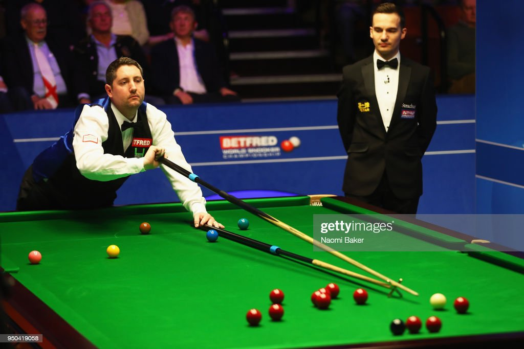 World Snooker Championship - Day Three
