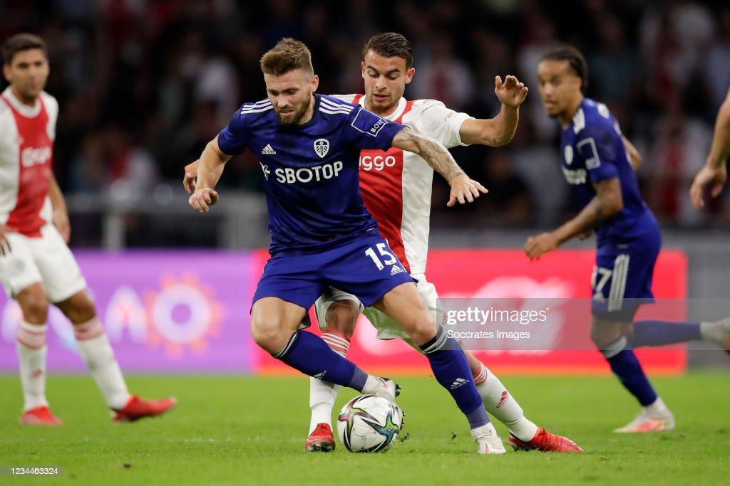 Ajax v Leeds United - Club Friendly : News Photo