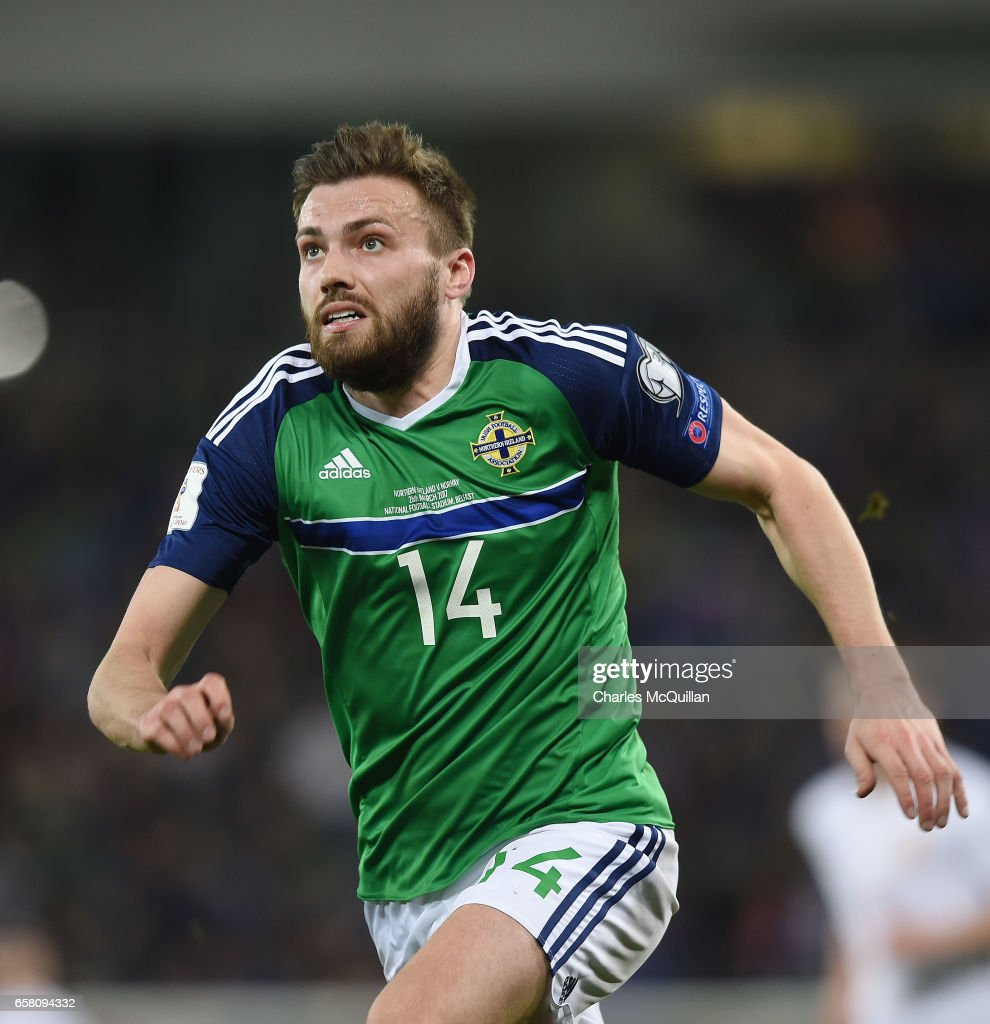 Northern Ireland v Norway - FIFA 2018 World Cup Qualifier