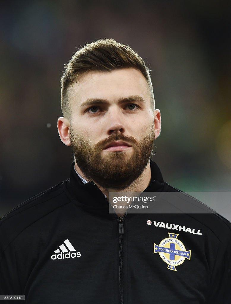 Northern Ireland v Switzerland - FIFA 2018 World Cup Qualifier Play-Off: First Leg