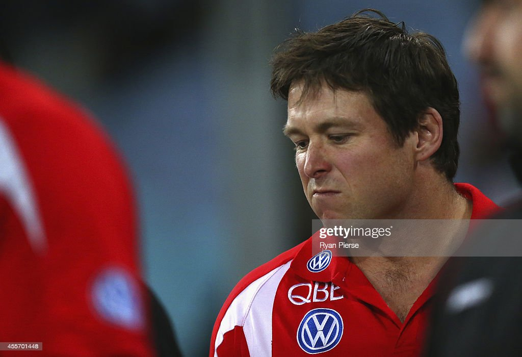 AFL 1st Preliminary Final - Sydney v North Melbourne