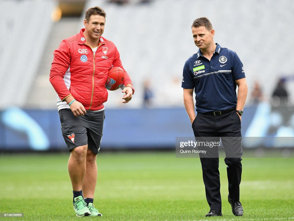 AFL Rd 6 - Carlton v Sydney