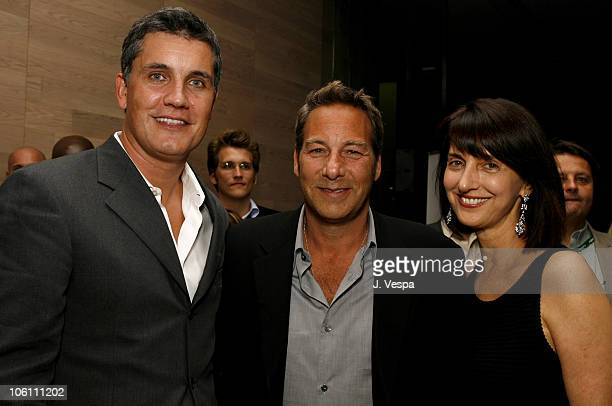 Stuart Ford, Henry Winterstern and Ruth Vitale during 31st Annual Toronto International Film Festival - First Look Pictures Party at Gardiner Museum...
