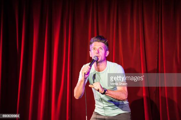 Stuart Goldsmith performs at Soho Theatre on May 30 2017 in London England