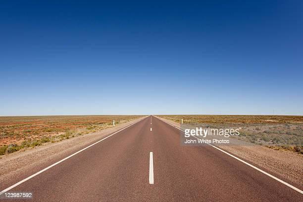 Stuart Highway,  Woomera, Australia
