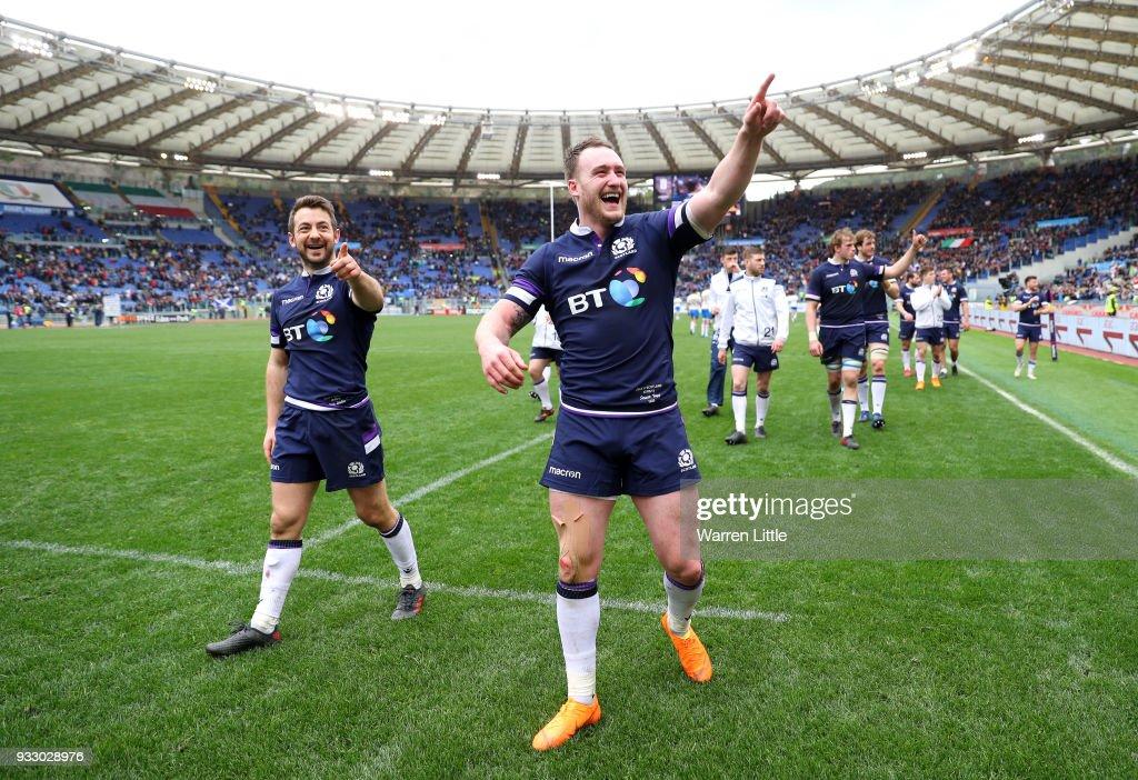 Italy v Scotland - NatWest Six Nations