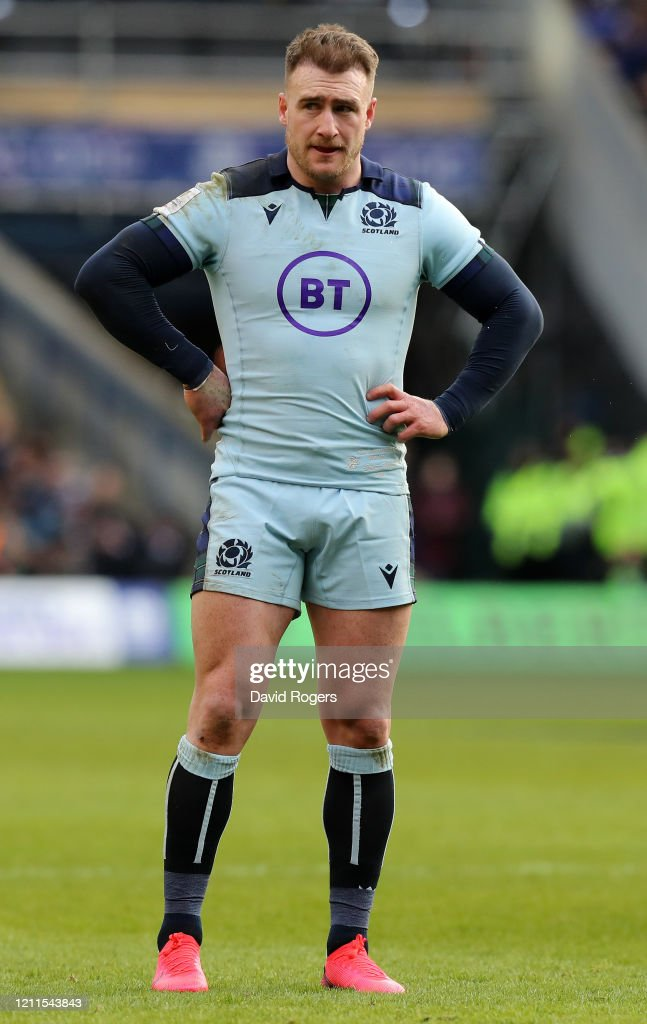 Scotland v France - Guinness Six Nations : News Photo