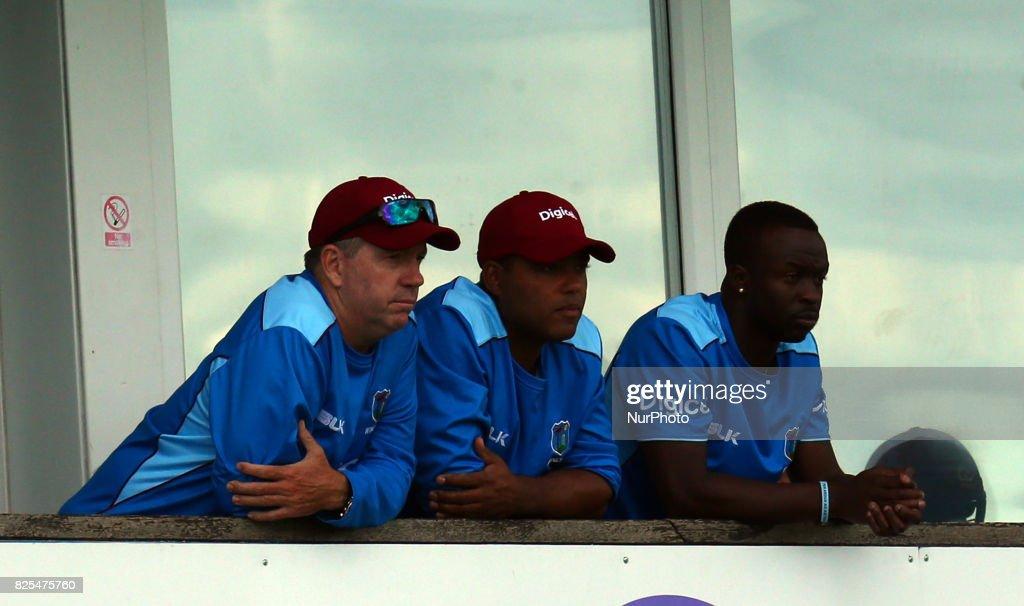Essex v West Indies - Tour Match