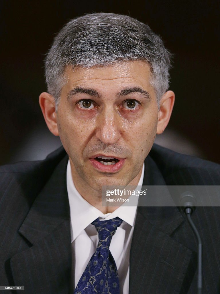 Senate Holds Hearing On HSBC And Terrorist Financing : News Photo