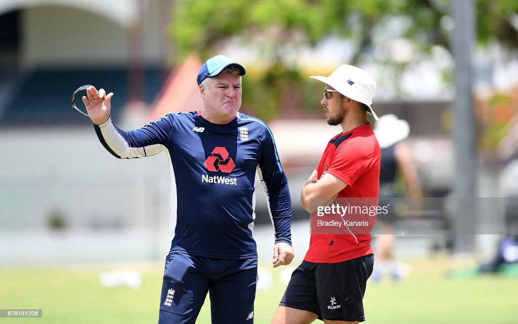 England Lions Training Session