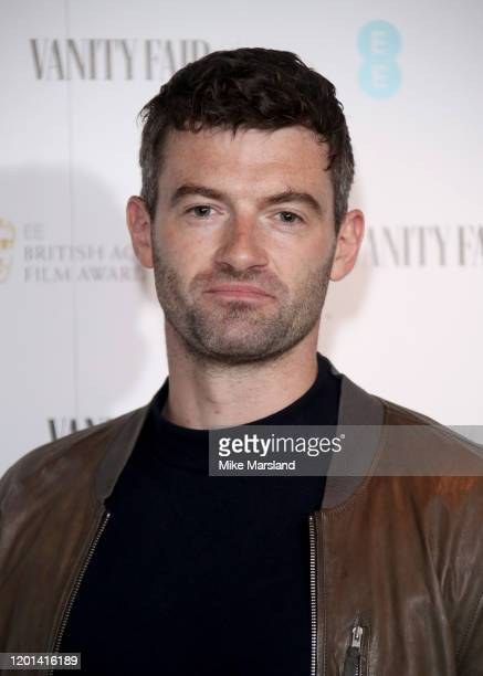 Stuart Martin attends the Vanity Fair EE Rising Star BAFTAs Pre Party at The Standard on January 22 2020 in London England